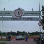 Sportplatz am Rosenhag Sc Eintracht Berlin