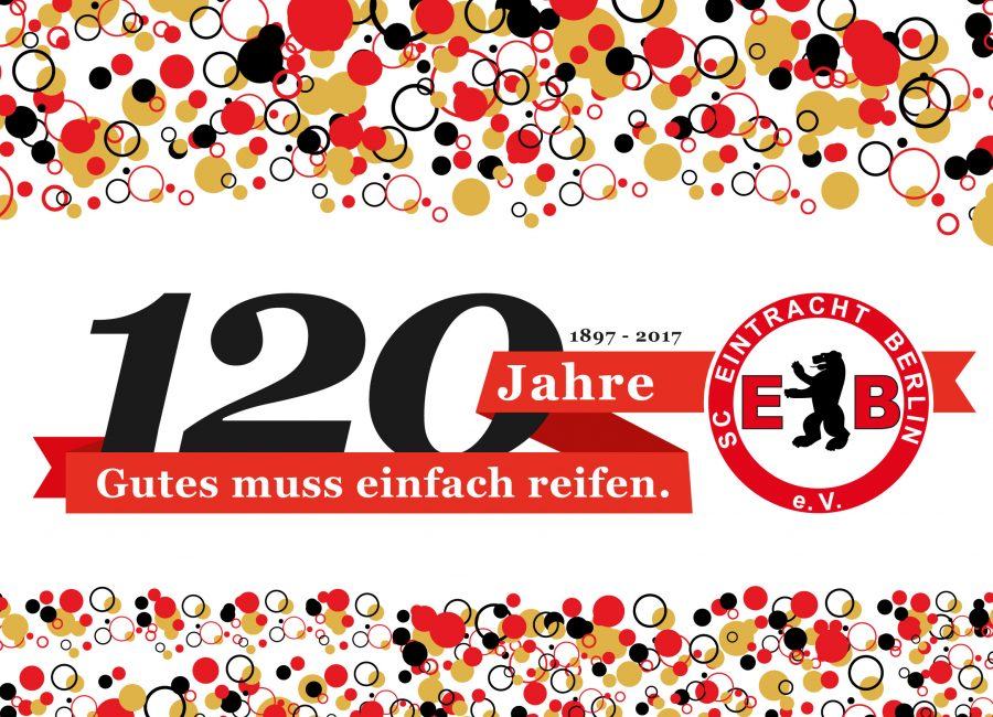 SCE Banner Jubiläum 2017