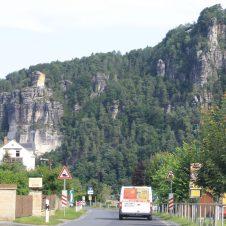 SCE Berlin auf dem Weg ins Elbsandsteingebirge