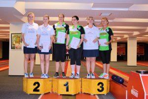 Sieger Sommerdoppel Kegeln 2018 Damen