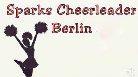 Logo SPARKS Cheerleader Berlin